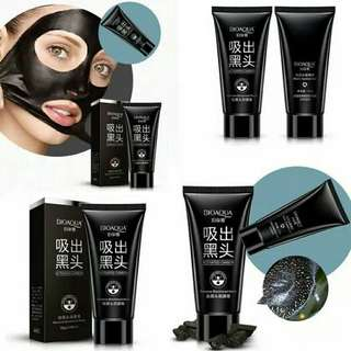 Bioaqua Activated Carbon (Comedo Mask)