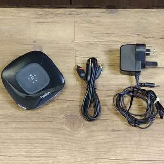 Belkin NFC Enabled HD Bluetooth Music Receiver G3A2000