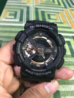G shock casio authentic
