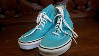 Mint High Cut Sneakers