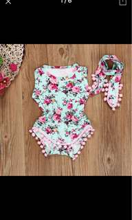 Baby Set - baby girl city's outfit