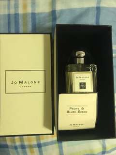 Jo Malone Peony and Blush Suede Original US Tester
