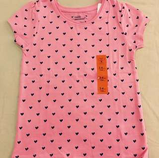[readystock] Primark girls tshirt