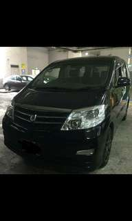 Toyota Alphard 3.0 SG