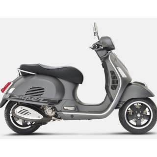 Brand New Vespa GTS 300 Supersport TL ABS