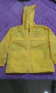 Winnie the Pooh raincoat