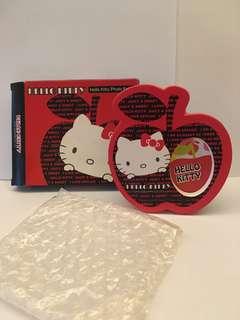 Hello Kitty 相架連紙盒
