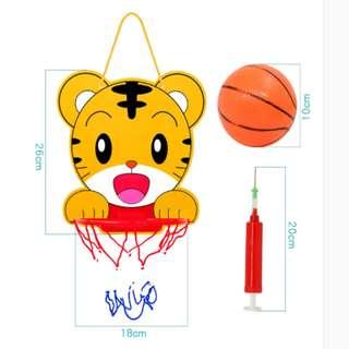巧虎籃球套裝 (送充氣筒)