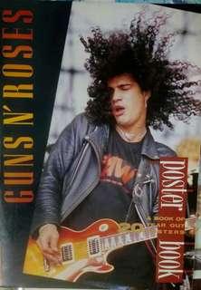 Guns N Roses海報書