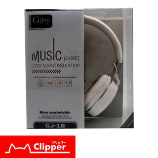 Gjby Music Headset GJ-16
