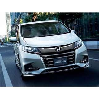 HONDA Honda Odyssey 7 seater sensing