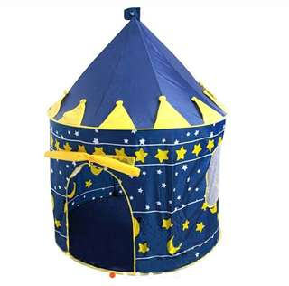 castle camping.tent