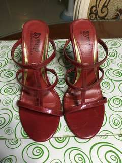 Syrup shoes