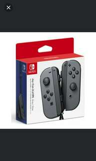 Switch Joy-con Controller Grey