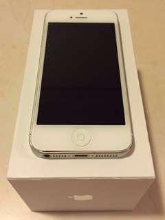 iPhone 5 - 32GB White