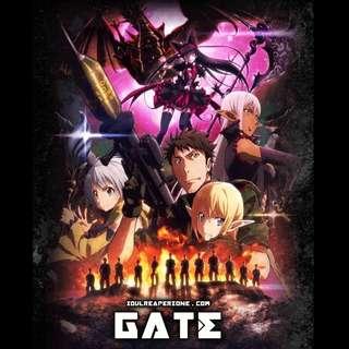 [Rent-TV-Series] Gate: Jieitai Kanochi nite, Kaku Tatakaeri 2nd Season (2016) [ANIME]