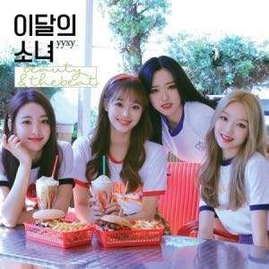 [Preorder] LOONA(이달의 소녀) YYXY - BEAUTY AND THEBEAT CD + POSTER