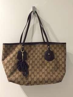 Gucci 手袋 二手 70% new handbag