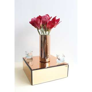 (Rent) Artificial Flower Maroon Cymbidium