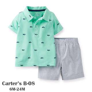 Carter's 2-Piece Babysoft boys suit