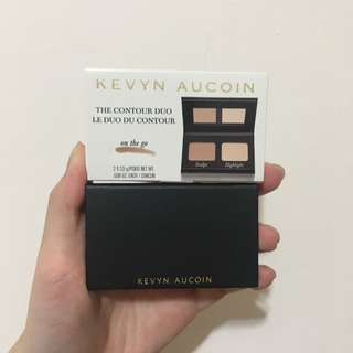 KEVYN AUCOIN修容打亮盤The Contour Duo On The Go