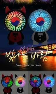 Matkorea🇰🇷:韓國型靚風扇