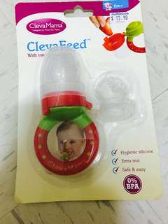 BN and Sealed ClevaFeed