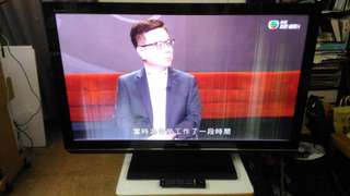 "TOSHIBA 46""屏 LCD 超薄電視"