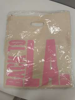 Juicy Couture Back to LA Tote Bag