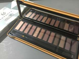 EB Uncover Eyeshadow Palette