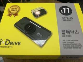 IDrive i11 2 Channel Car Cam