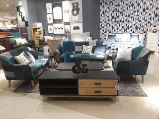 Kredit Elly sofa tanpa dp
