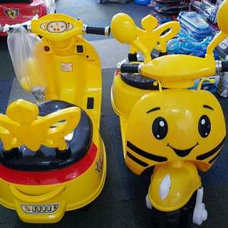 Bee motorcycle