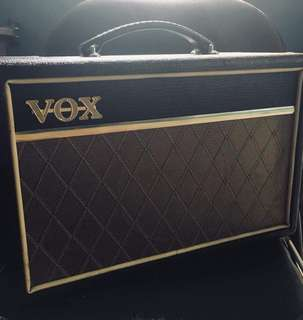 Vox Pathfinder 10w guitar amplifier