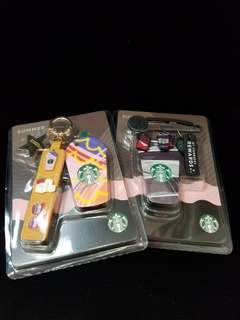 Starbucks set of 2
