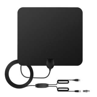 (192)TV Antenna Indoor HD Digital TV Antenna with 80 Miles Long Range Amplifier
