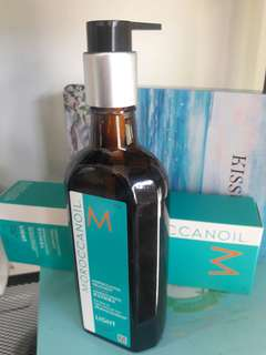 🚚 Moroccanoil®摩洛哥輕優油