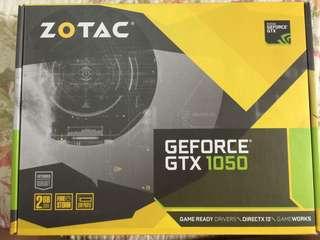 ZOTAC GEFORCE GTX 1050 2GB DDR5 (Low Profile)