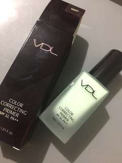 VDL Color Correcting Primer (Mint)
