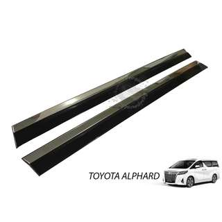 TOYOTA ALPHARD 2015 DOOR VISOR INJECTION
