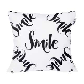The Smile Cushion 40 x 40
