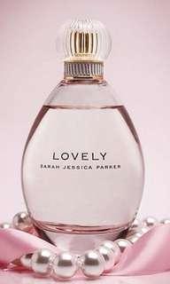 Lovely parfum ori