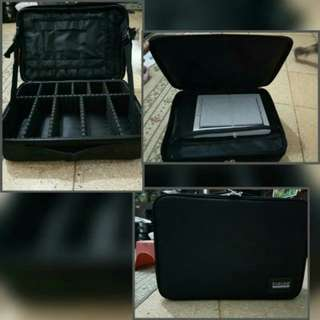 BEAUTY CASE 2IN1 (RANSEL & SLEMPANG)