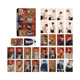EXO Lomo Card