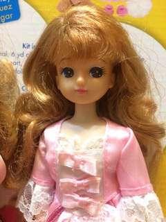 TAKARA 珍妮娃娃 收藏娃娃 二手娃娃