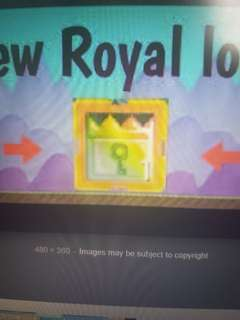 1 royal lock