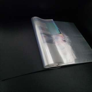 A4 Document Folder with 20 Transparent Pockets. Brand new, never used