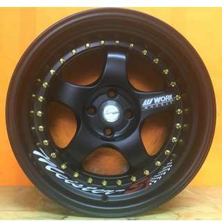 SPORT RIM 17inch S1 WORK MISTER VIOS CITY JAZZ