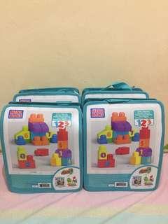 Mainan Mega Block