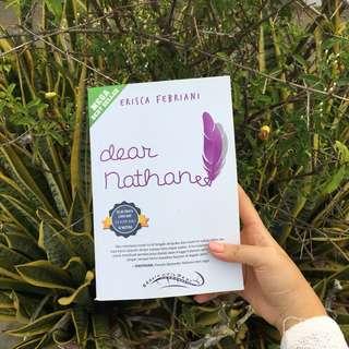 Novel Dear Nathan by Erisca Febriani